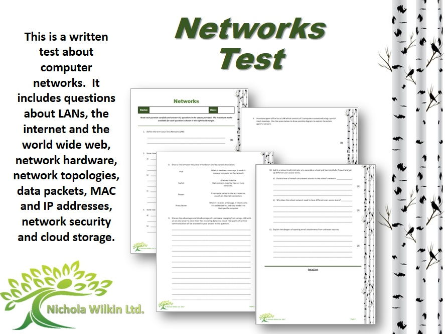 Networks Test