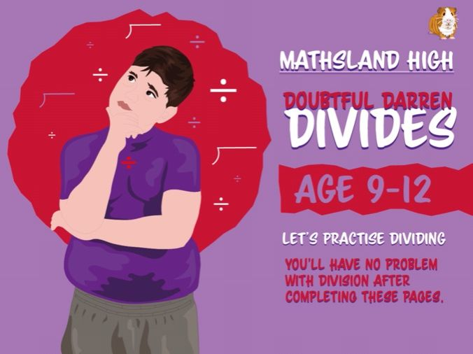 Let's Practise Division And Long Division (9-12 years)
