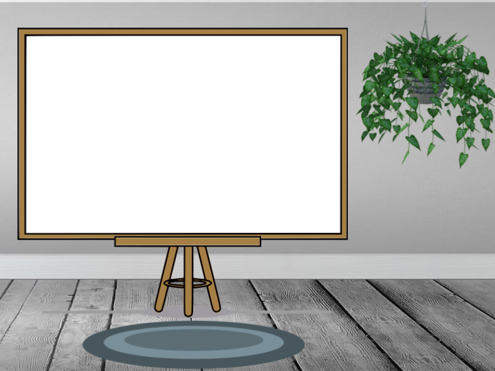 Virtual Classroom Template #3