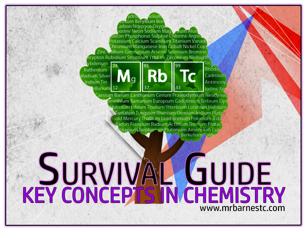 GCSE Combined Science 1-9 - Chemistry Key Concepts Survival Guide
