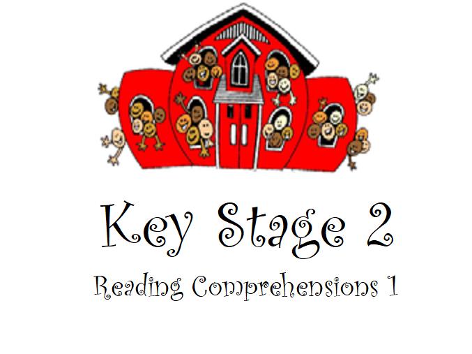 KS2 Reading Comprehension Pack 1