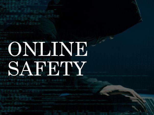 Online Safety - Personal Development