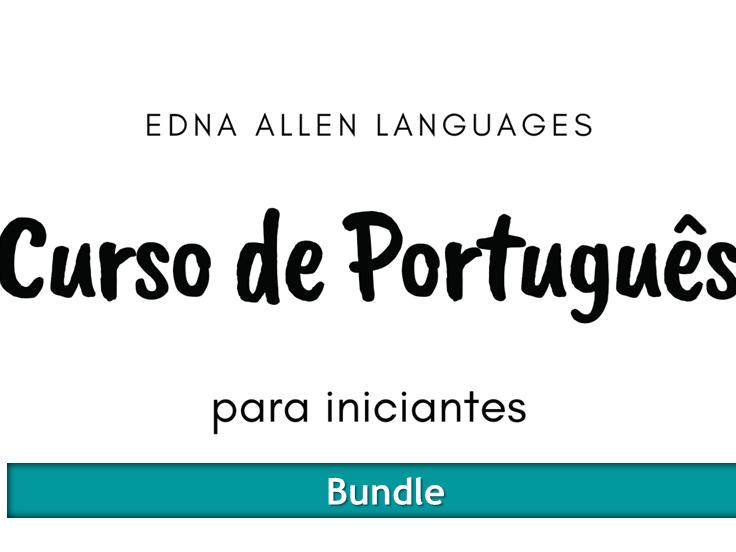 Curso de Português Pacote 6