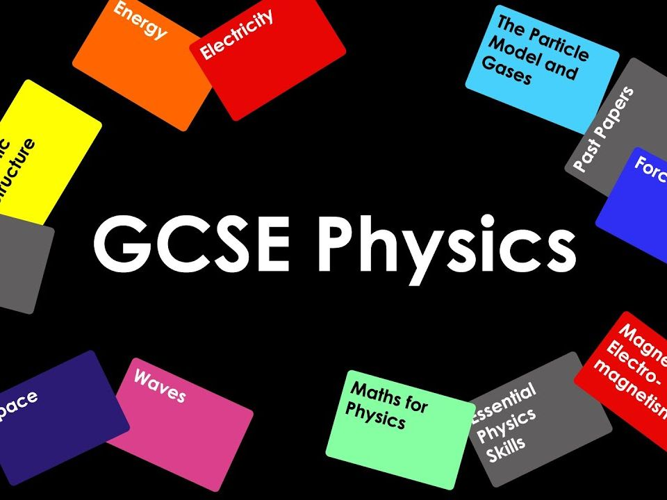 ALL OF GCSE PHYSICS (9-1) - EVERYTHING INCLUDED