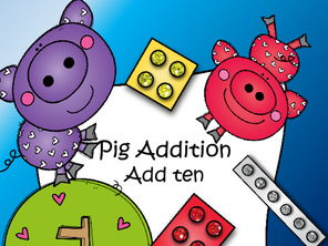 Pig Addition - Add ten