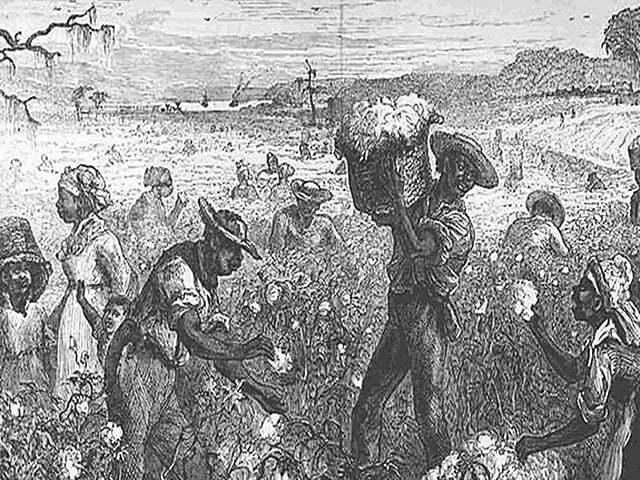 Slavery - Life on a Plantation