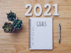 New Year's Resolutions assembly 2021 -What is your 5 year plan?