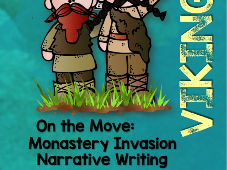 Vikings: Monastery Invasion Narrative Writing