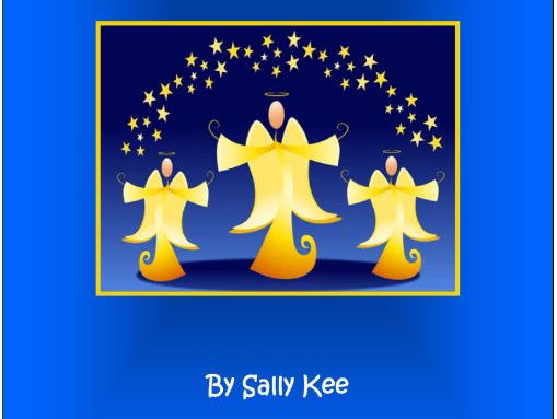 Awesome Angels Versus Shimmering Stars (A Christmas Nativity Play for KS1)