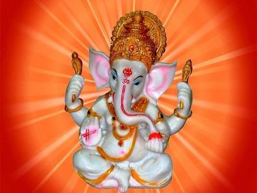 A Hindu story from India - The White Elephant