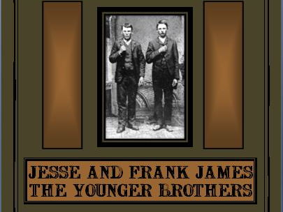 Reading Comprehension - Jesse James and the Younger Brothers