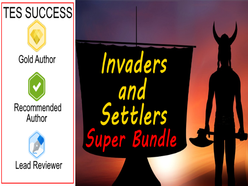 Invaders and Settlers Bundle