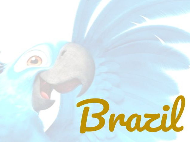 Brazil - A Collection of lessons
