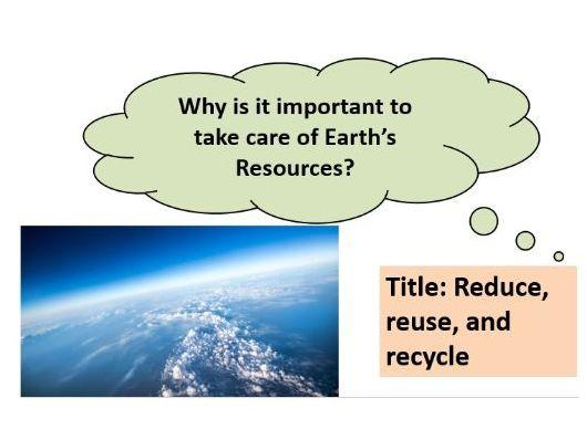 AQA GCSE Chemistry - C14 – Reduce, Reuse, Recycle
