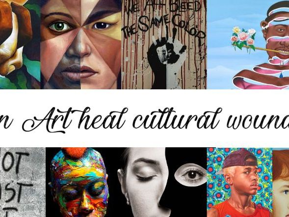 Can art heal cultural wounds?