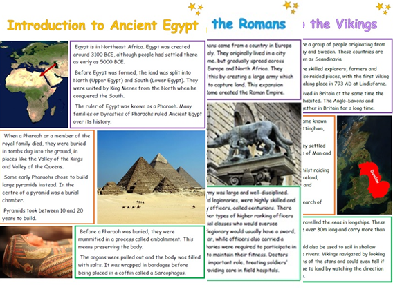 Primary History Bundle