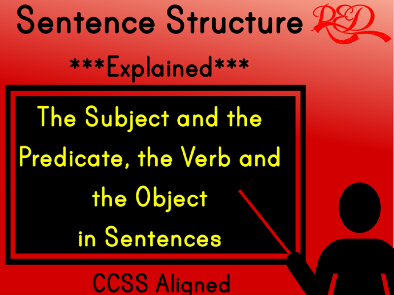The Subject and the Predicate, FREE PREV