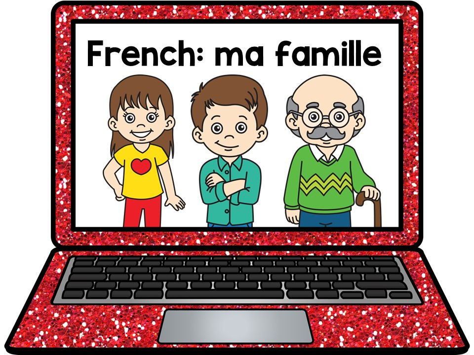 French Presentation: Family la famille