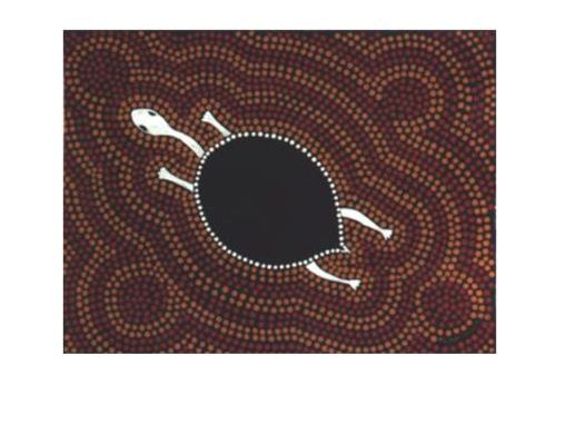 ART- aboriginal art unit of work for KS3, includes pupil workbooklet/ sheets
