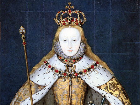 *Updated* Queen Elizabeth I's Accession to the Throne of England, 1558