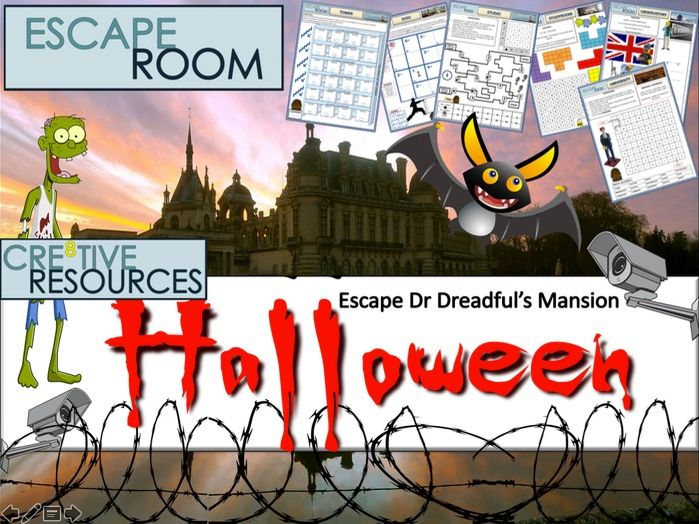 Halloween Escape Room