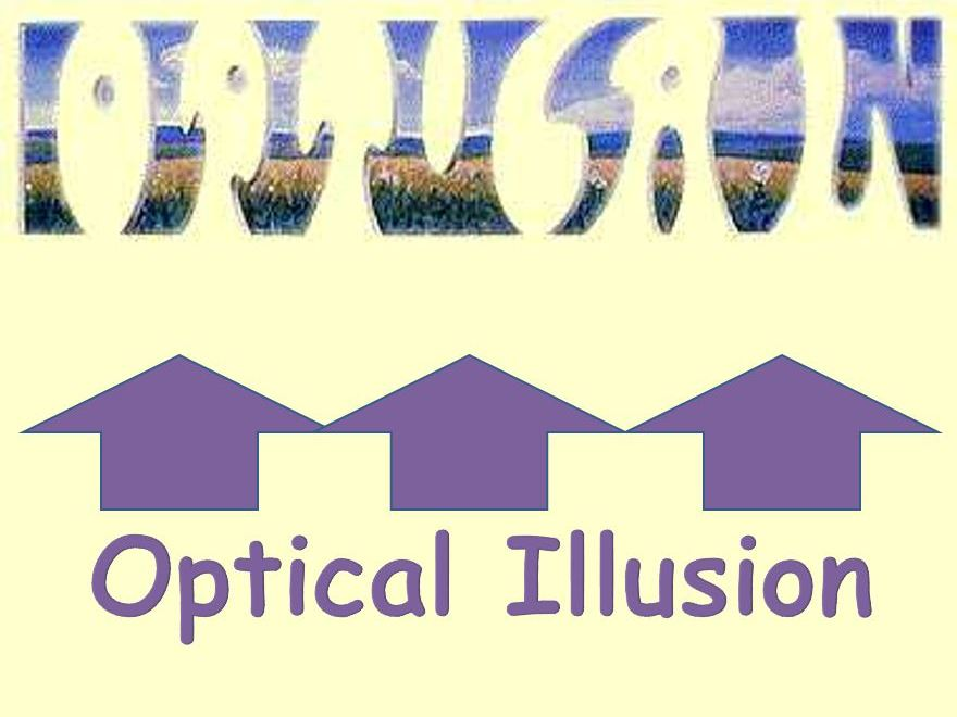 Optical Illusions to awaken and amaze your students