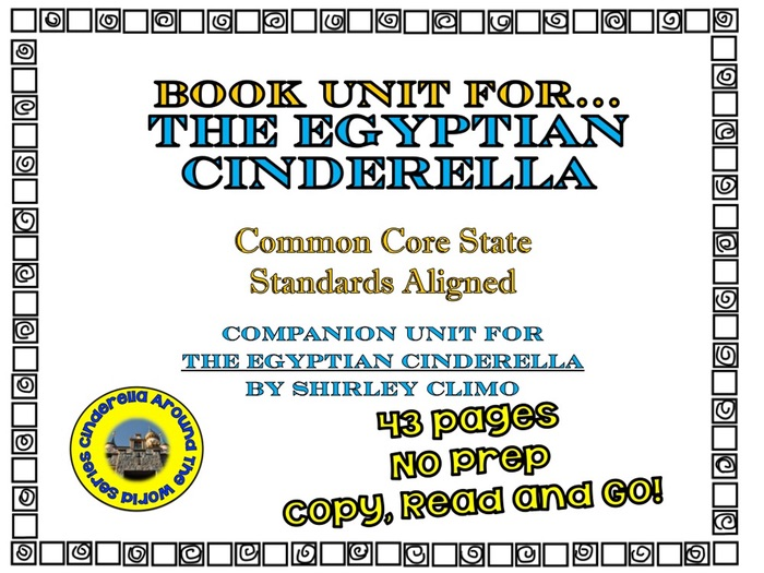 Book Unit for: The Egyptian Cinderella