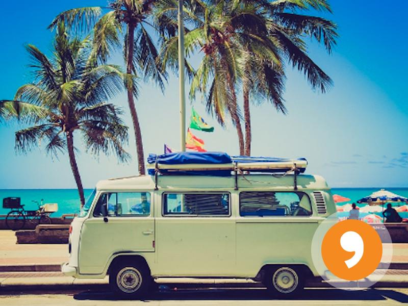 Mis Viajes - My Travels - Review Quiz
