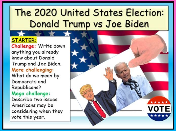 The US Election 2020