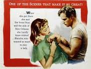 A Streetcar Named Desire - The ending
