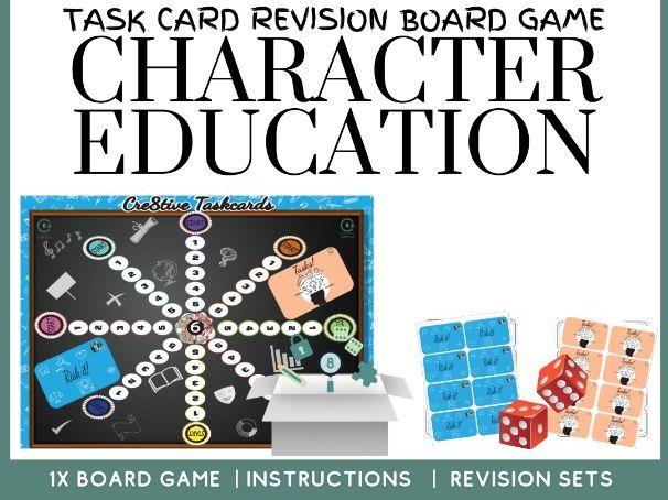 PSHE Board Game