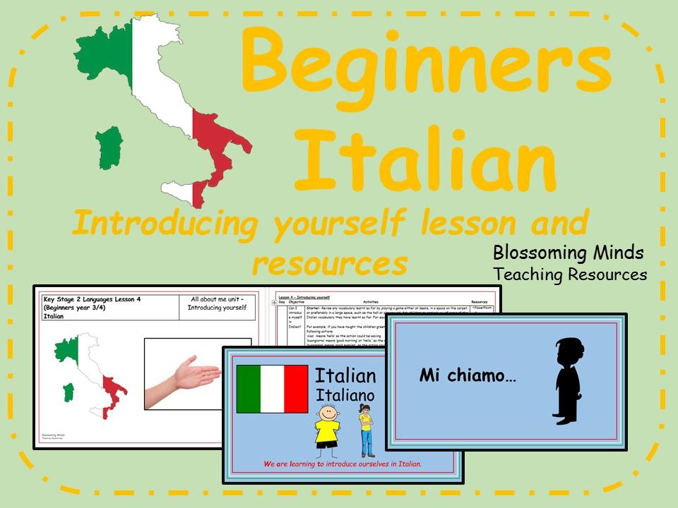 ITALIAN LANGUAGE RESOURCES -DISPLAY FLASHCARDS POSTERS WORKSHEET ...