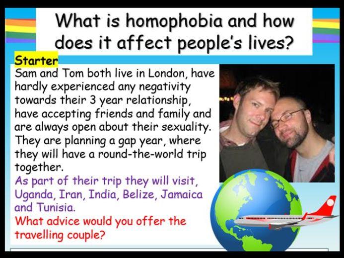 LGBT+ Relationships / Homophobia