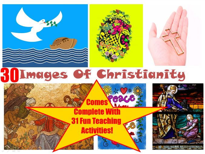 30 Images Of Christianity PowerPoint Presentation