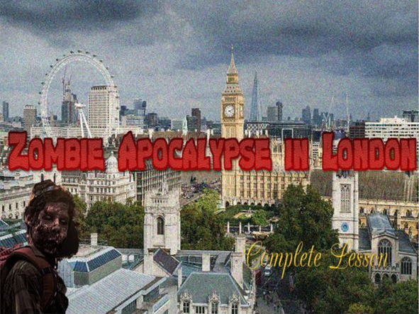 Zombie Apocalypse in London
