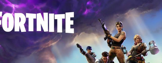 Project Fortnite (Post SATs)
