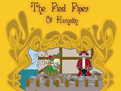 Sample Pages for The Pied Piper of Hamelin Play Script