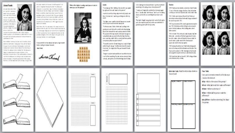 Anne Frank Bundle