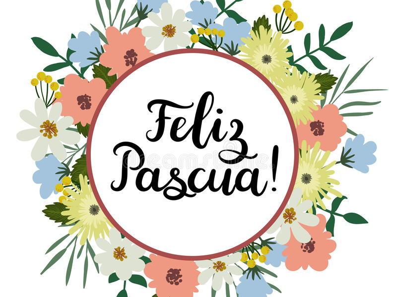 Spanish Easter Lesson