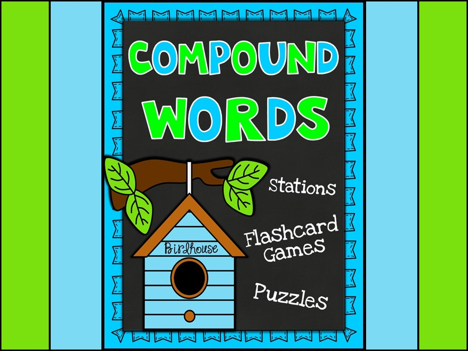 Compound Words: Compound Words Games