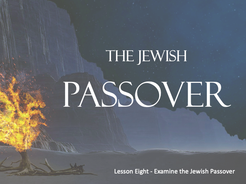 MOSES - Jewish Passover - Lesson 8 - 60+Mins
