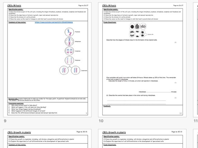 CB2 Guided Revision Booklet