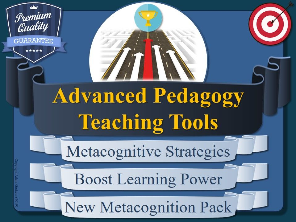 Advanced Pedagogy - Teaching Tools (CPD)