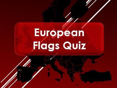 Tutor Time: European Flags: Quiz