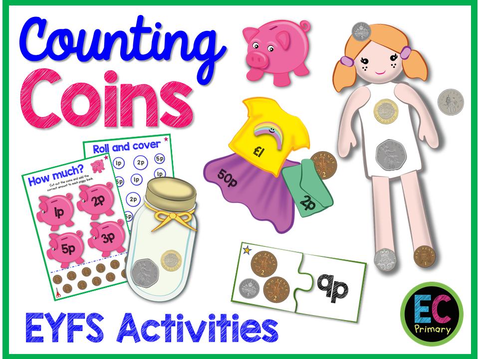 EYFS Money Coins