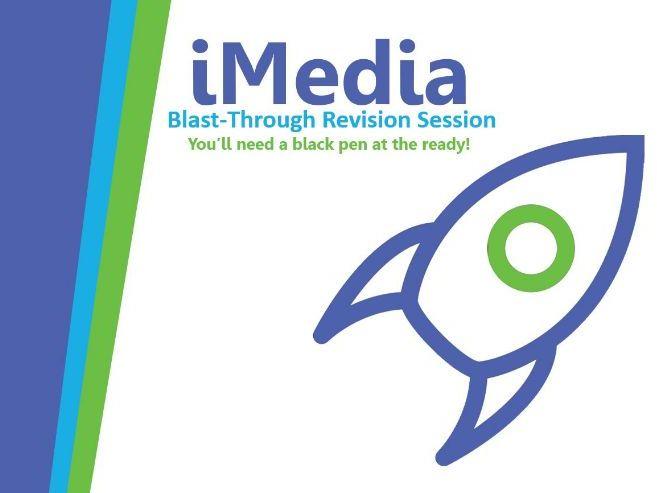 iMedia R081 Blast Through Revision Session