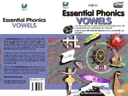 Essential Phonics: Vowels - For Ages: 8+ years