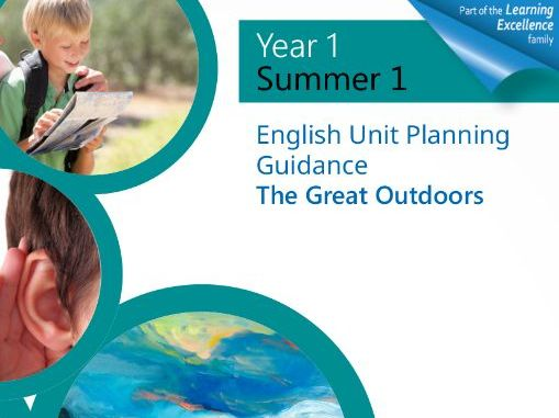 Year 1 Summer 1 English Planning Unit : The Great Outdoors