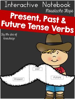 Present, Past & Future Tense Verbs