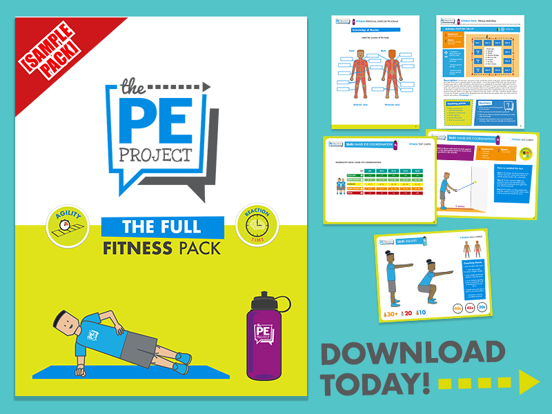 FREE: Fitness Pack Sample